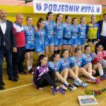 Rukometašicama Dubice pehar Kupa Republike Srpske