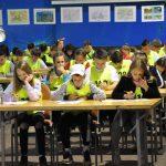 """Učenici OŠ Majka Knežopoljka učestvovali na takmičenju """"Djeca u saobraćaju"""""""